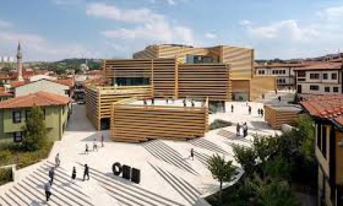 Odunpazarı Modern Müze Açıldı.